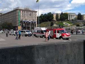киев, минирование, метро, полиция, станция метро льва толстого, станция метро майдан независимости, происшествия, новости украины