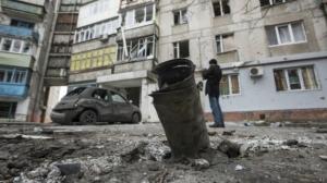Украина, Мариуполь, обстрел, Донбасс, АТО, ДНР, Донецкая республика