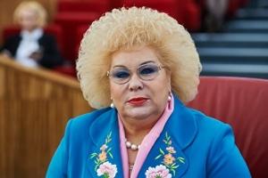 прическа, россия, чиновница, ямало-ненецкий округ, альбина свинцова, фото