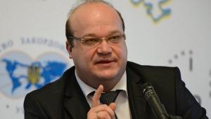марш достоинства, Киев, евромайдан, годовщина, Порошенко, лидеры ЕС, участие в марше, Чалый