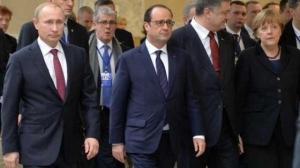 МИД РФ, переговоры в Минске, срыв соглашений, выполнение условий, восток Украины, Климкин, мир в Украине