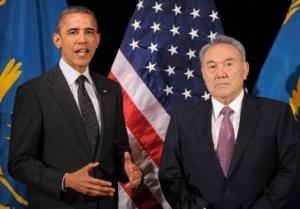 назарбаев, казахстан, обама, сша, политика, восток украины, украина, донбасс