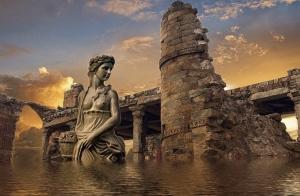 атлантида, испания, храм, платон, археология