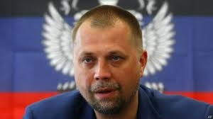 Александр Бородай, Юго-восток Украины, происшествия, ДНР