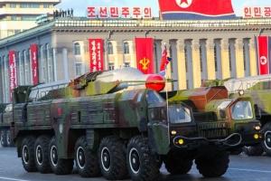 кндр, ядерный удар, сша, новости дня, баллистическая ракета