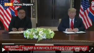 Мир, Ким Чен Ын, Трамп, Переговоры, Документ, Пункты. Исторический документ