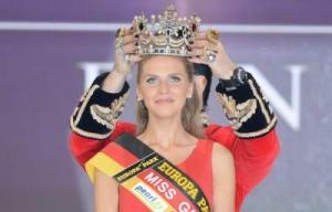 Мисс Германия, уроженка Украины, Ольга Хоффман, Донецк