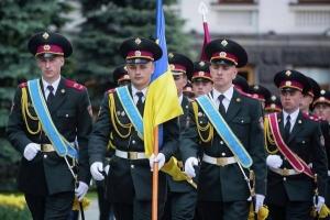 украина, армия, независимость, парад, караул, форма, мундир