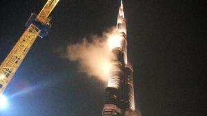 Пожар в ОАЭ, Дубаи, общество