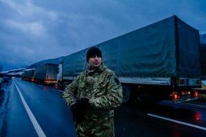 Яценюк, новости Украины, Кабмин, экономика, политика, блокада фур
