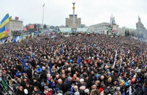 Майдан, Киев, Вече, активисты