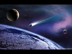 смотреть кадры, видео, апокалипсис, нибиру, метеорит приближается, земля, катастрофа, космос, астрономия, мифология