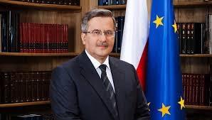 Коморовский, Польша, ЕС, НАТО, политика, Россия