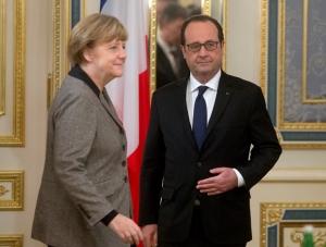 Le Figaro, порошенко, меркель, план, олланд, москва, киев, федерализация, нейтралитет