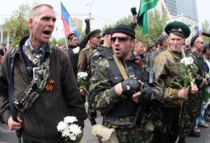Украина, АТО, война, Донбасс, ДНР, ЛНР, Донецк, Луганск, российские наемники