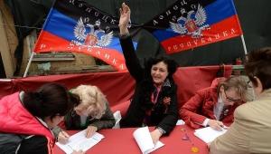 ЦИК, ДНР, АТО, Нацгвардия, Донбасс, Украина, выборы, ЛНР, Роман Лягин