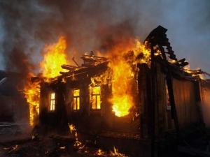 взрыв, пожар в доме, граната, донецкая область, происшествия, украина