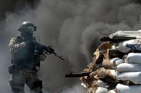 АТО, Донецк, блокпосты, обстрелы, ДНР, армия Украины