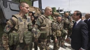 армия франции, афганистан, нато, военные действия, общество