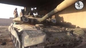 россия, сирия, т-90, игил, скандал, война