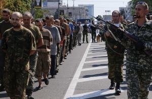 ООН, совбез, парад пленных, донецк
