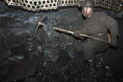Уголь, шахты, работа, горняки, работа, начало