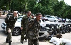 днр, украинская сторона, заложники, пленные