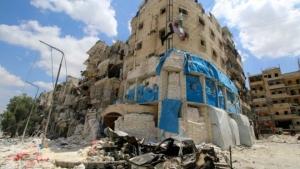 мир, Россия, Сирия, война в Сирии, Алеппо, общество, политика, обстрел, терроризм, повстанцы, больница, армия России
