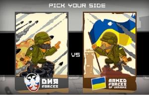 Бельгия, компьютерная игра, Битва за Донецк, антивоенный характер, осведомленность, конфликт на Донбассе