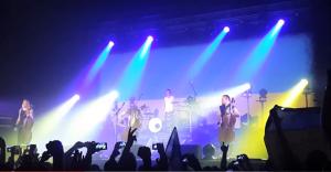 гимн Украины на виолончели, Apocalyptica, концерт в Киеве