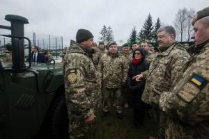 """Украина, Донбасс, Петр Порошенко, """"Хаммеры"""", Помощь США"""