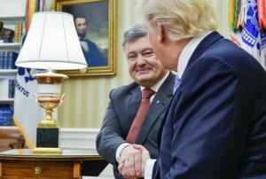 украина, порошенко, сша, трамп, политика, оборона, агессия