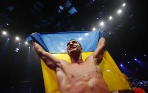 владимир кличко, пулев, победа, нокаут, украина, чемпион