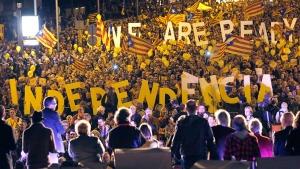 каталония, независимость, референдум, испания, стрельба, раненые, нападение, кадры, фото