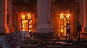 2 мая пожар, Дом профсоюзов в Одессе, арест Руслана Великого