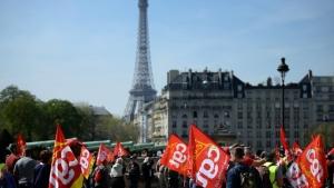 франция, олланд, митинг, общество, происшествия
