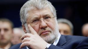 Украина, политика, коломойский, олигарх, возвращение, самолет, израиль, днепр