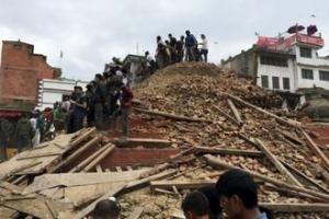 непал, второе землетрясение, общество, происшествие