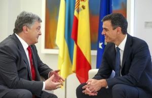 Петр Порошенко , Общество, Новости Украины, Испания, Новости дня