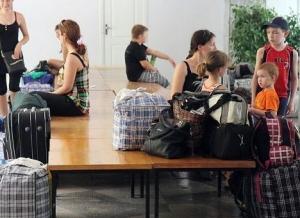 переселенцы, беженцы, помощь, сша, восток украины