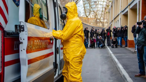 COVID-19, киев, украина, карантин, общественный транспорт