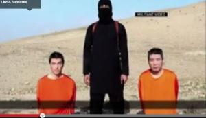 япония, игил, заложники