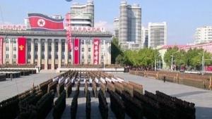 кндр, пхеньян, парад, военная техника