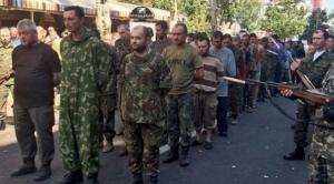 ДНР, обмен, пленные