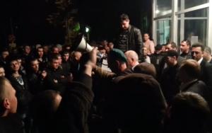 шахтеры, забастовка, львовская область