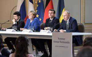 Нормандский саммит, Руденко, Пристайко, МИД, Переговоры.