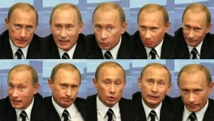 фото, путин, двойники путина, соцсети, президент россии