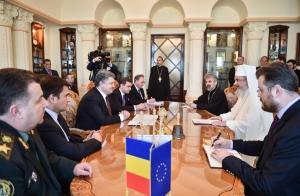 Украина, Румыния, религия, Украинская Православная Церковь, общество, диаспора, украинцы