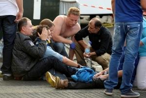 происшествия, общества, нидерланды, автошоу