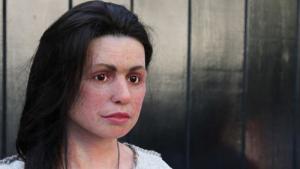 Женщина, внешность, ДНК, череп, реконструкция